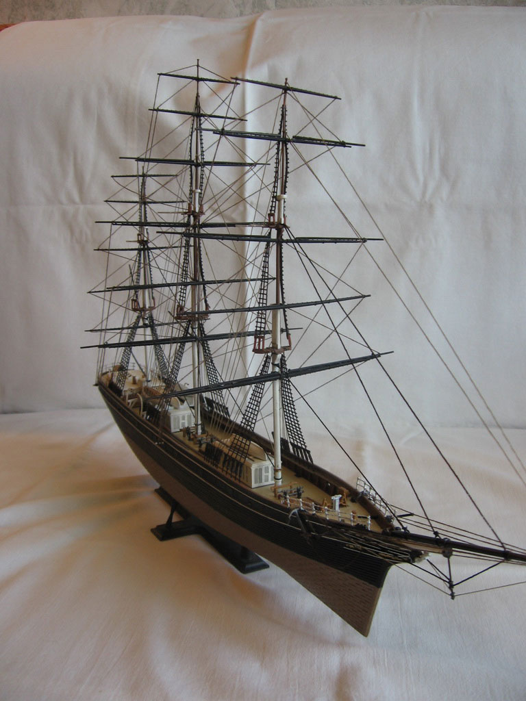cutty sark 1869 model ship