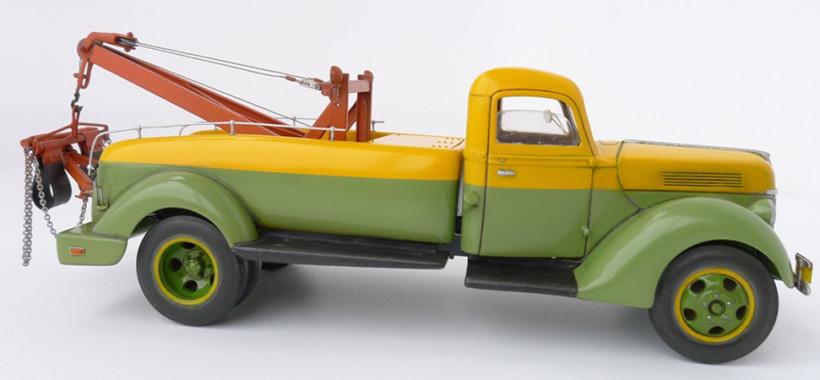 truck model kits