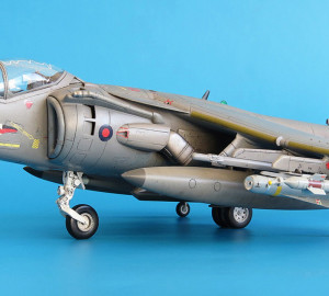 model airplane Harrier GR 7 (5)