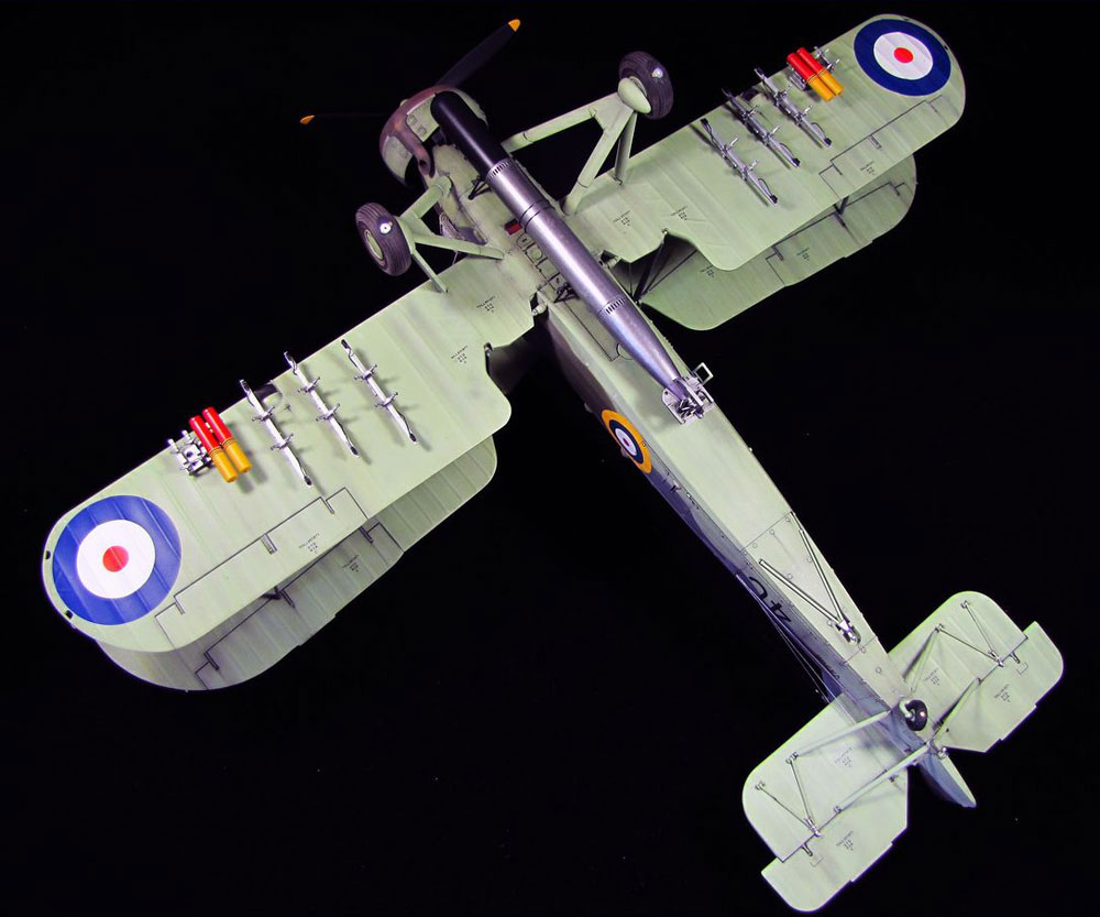 model plane Swordfish Mk.I