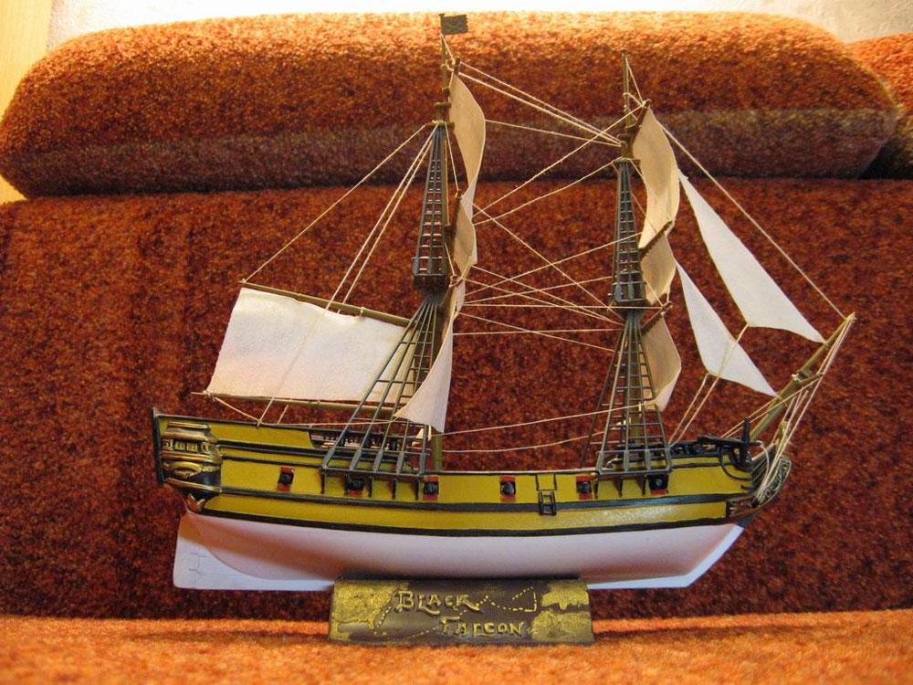 model sailing ships