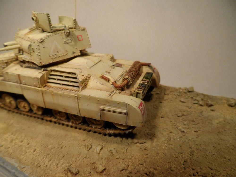 model tank A9 Cruiser MK I