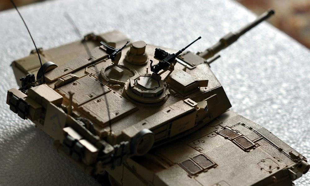 model tank kits