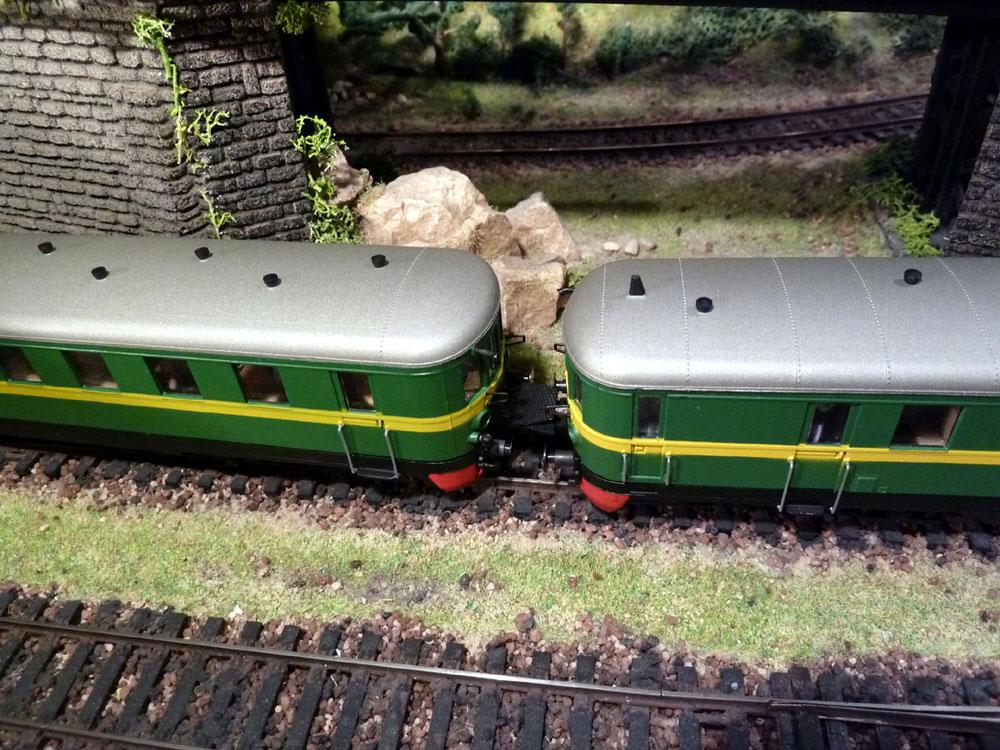 model train VT 137