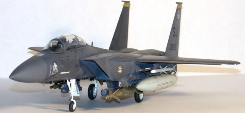plastic airplane model kits