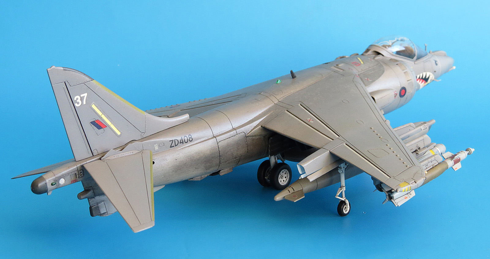 revell model airplanes
