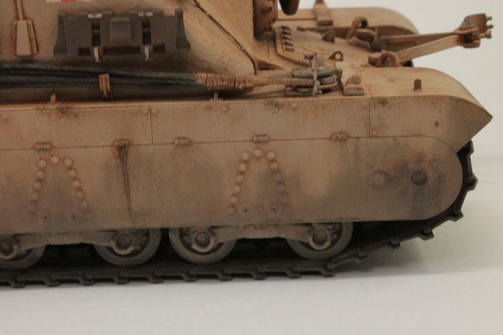 self-propelled model A 39 TORTOISE