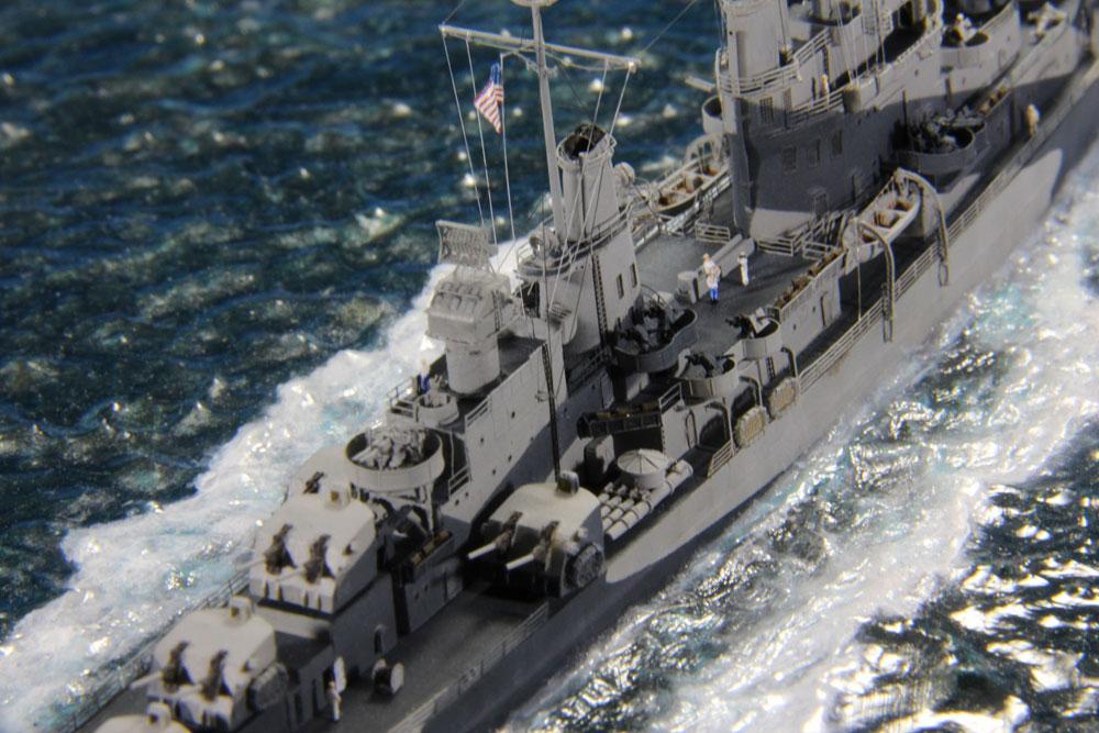 plastic battleship models