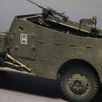 armored troop-carrier model