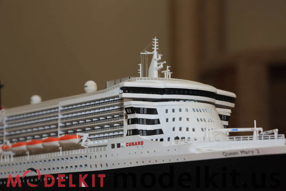 Model Cruise Ship Queen Mary II From Revell Kit Model Kits Cars - Model cruise ship kits
