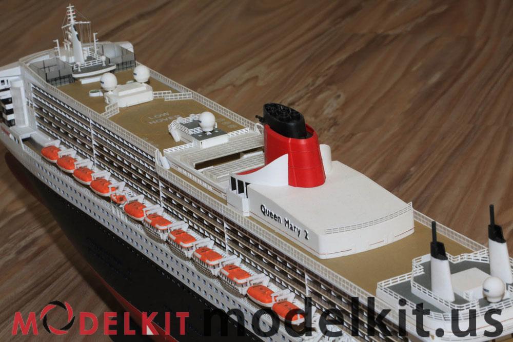revell ship model