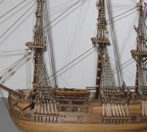 wooden model kits