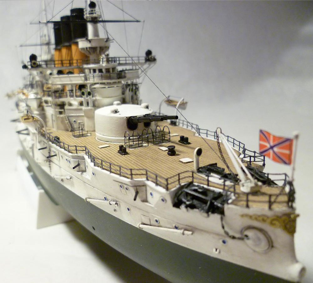model ship Retvizan
