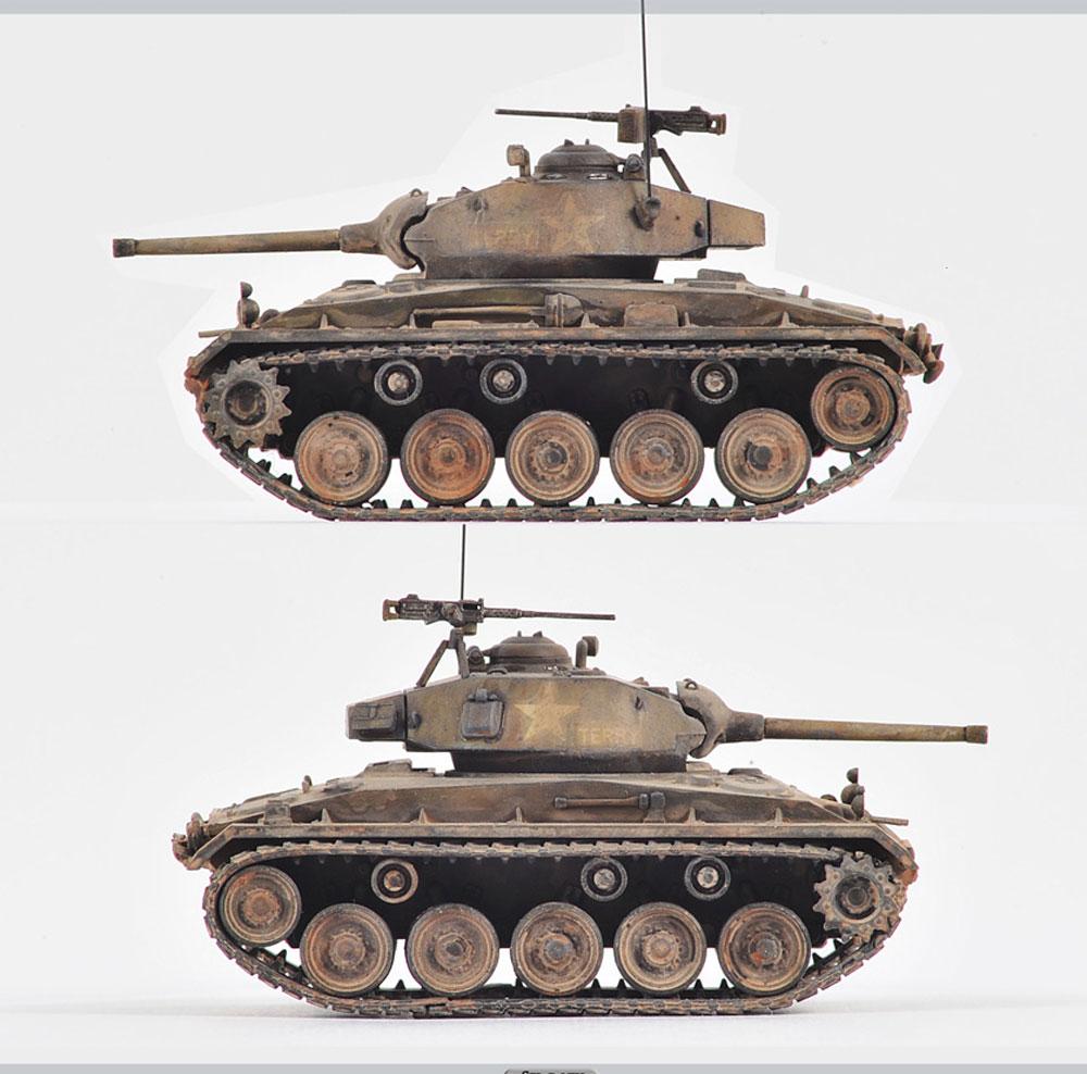 kit tank model Chaffee