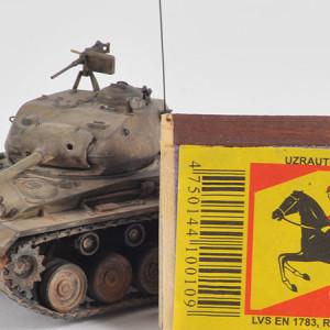 tank models kits