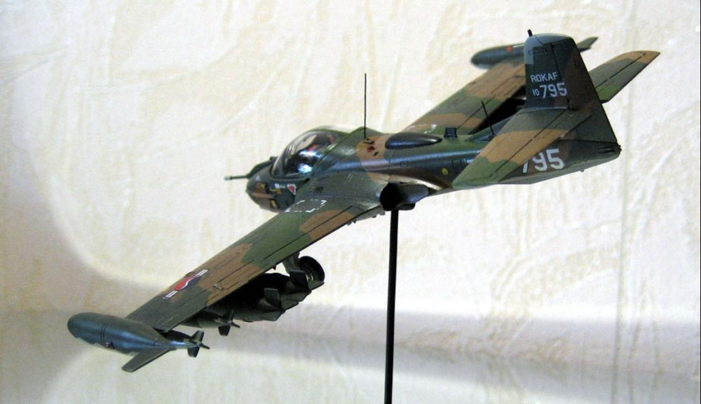 scale model planes