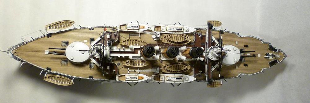 model ships