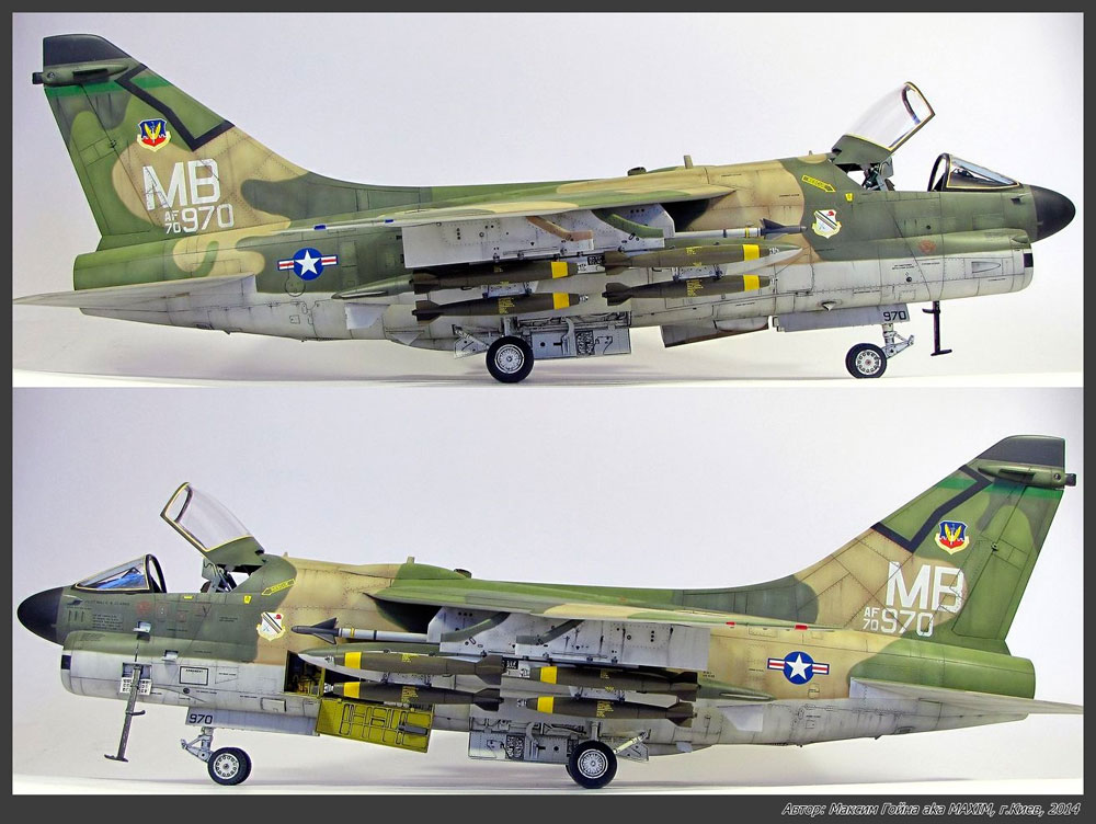 plastic model planes