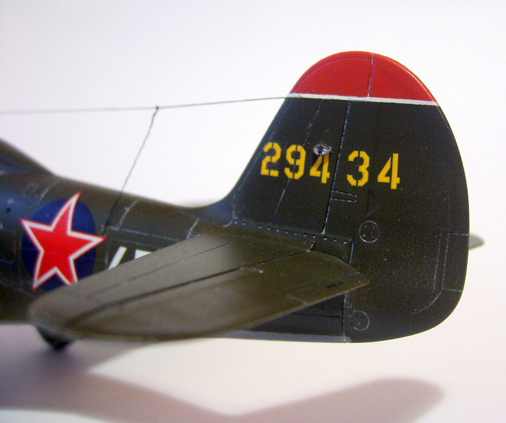 plastic airplane models